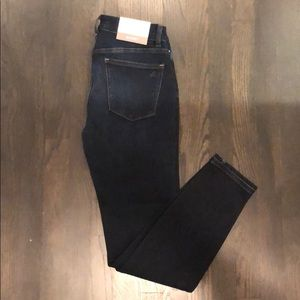 DL1961 Florence Mid-Rise Instasculpt Skinny Jeans